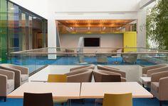 Ipsen Research & Development Center in Cambridge, MA by Payette