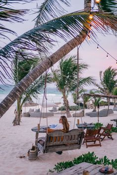 The beach vacation you need to take to escape the winter cold: Tulum, Mexico. See Gal Meets Glam's Full 5 Day Travel Tulum Guide. Mexico Vacation, Mexico Travel, Italy Vacation, Tulum Mexico Resorts, Cozumel Mexico, Maui Vacation, Spain Travel, India Travel, Usa Travel