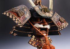 Japanese Samurai Helmet, Kabuto, Bushi