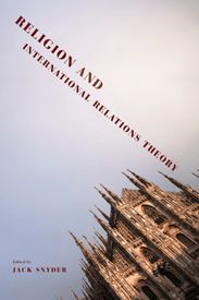 """This book will become essential reading for anyone studying the importance of religion in international relations. Indeed, it will be relevant for anyone who wishes to understand key dynamics in international affairs more broadly."" — Hendrik Spruyt, Northwestern University"