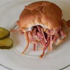 Harvey Ham Sandwiches