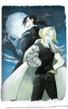 """""""Fullmetal Alchemist"""""""