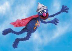 personaje de una serie de tv para niños,se llamaba Coco