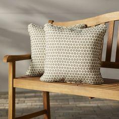Brayden Studio Ashton Indoor/Outdoor Throw Pillow | AllModern