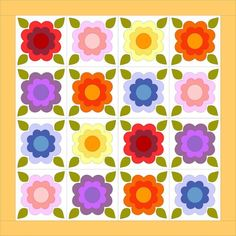 (7) Name: 'Quilting : Tattered Garden