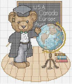 "15: ""Teacher-Male"" - EMS Bears at Work"