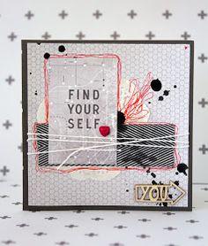 Emmo -Arkeen ja juhlaan: Kortti -Find your self