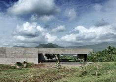 Khopoli House - A classy haven made from concrete and basalt - Home Crux