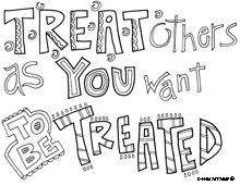 quote coloring pages, classroom, craft, quot color, art