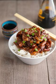 The Iron You - A healthy living blog with tasty recipes: Mongolian Beef (Low Carb  Gluten-Free)