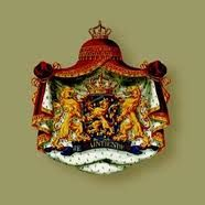 This is the symbol of the Dutch royal family.