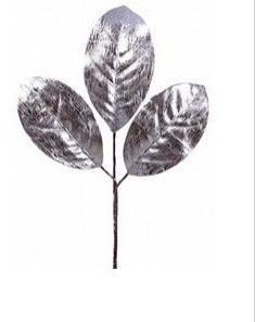 Silver leaf leaf comes in gold also