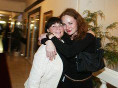 Markéta Hrubešová s maminkou Ludmilou