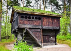 Amazing Buildings, Amazing Architecture, Art And Architecture, Viking House, Viking Life, Oslo, Scandinavian Architecture, Vernacular Architecture, Fantasy House