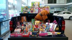 NewRoads Christmas Toy Drive 2013 | Newmarket, Ontario