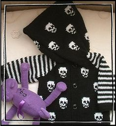 Baby Goth Knits