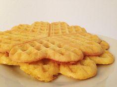 Glutenfrie vafler på kikertmel Churros, Low Carb, Bread, Snacks, Tortillas, Breakfast Ideas, Cake, Desserts, Sugar