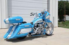 Overkill4 Custom Bagger Boy Toys, Toys For Boys, Bagger Motorcycle, Custom Baggers, Road Glide, Street Smart, Street Glide, Harley Davidson Bikes, Choppers