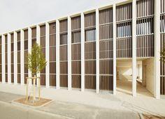 Grammar School Frankfurt-Riedberg by Ackermann+Raff | Friedrich-Dessauer-Straße, 60438 Frankfurt, Germany