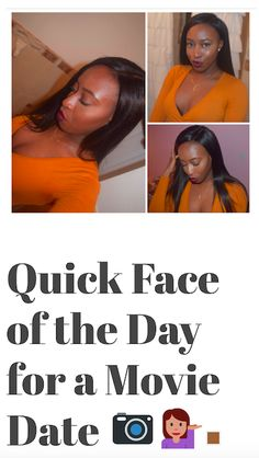 See how I beat my face for a movie date. Check out my beauty blog for make up, skin care, and all things beauty! ❤️ iamkhila.wordpress.com