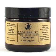 Do you make it a point to buy and eat organic food? Do you also pay attention to what you put on your body as much as you do to what you put in it? If you do, then Root Beauty is for yo