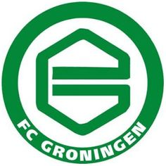 Groningen FC Netherlands Soccer Football Car Bumper Sticker Decal x Utrecht, Fc Groningen, Football Team Logos, Soccer Logo, Soccer Teams, Football Soccer, Sports Logos, Soccer Match, Soccer Kits