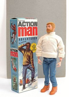 263 Best Vintage 1966 1984 ACTION MAN By PALITOY UK Images On