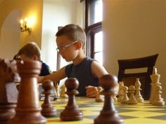 Turniej szachowy z okazji Dnia Dziecka na Zamku Książ, 5.06.2011