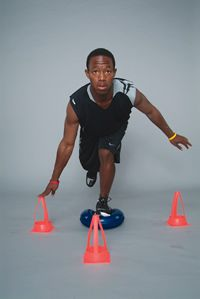Drills to Develop Ankle Stability