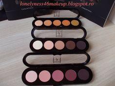 makeup atelier paris eyeshadow palette swatches - Buscar con Google