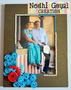 Anniversary frame...