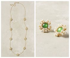 Jewelry For A Vintage Style Wedding - Rustic Wedding Chic