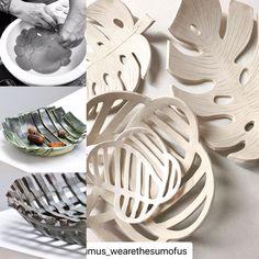 - D O S O M E T H I N G A M A Z I N G -  workshops schalen maken door SUMUS - Mechelen Workshop, Plates, Ceramics, Tableware, Licence Plates, Ceramica, Atelier, Dishes, Pottery