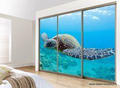 Żółw w sypialni. - zdjęcie od Alasta.pl - Sypialnia - Styl Nowoczesny - Alasta.pl