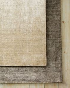 Tuvalu Handwoven Rug from Garnet Hill! Chic and inexpensive