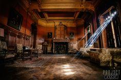 Chateau de la Foret, abandoned house in France