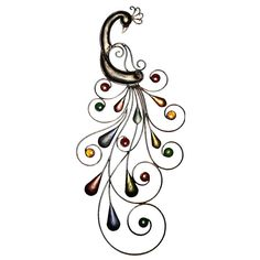 Wrought Iron Wall Decor Cheap Wrought Iron Wall Decor, Wooden Wall Decor, Wall Art Decor, Peacock Wall Decor, Iron Wine Rack, Dream Decor, Wall Plaques, Flower Wall, Wall Design