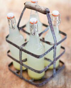 Soda Recipe: Homemade Ginger Ale — Cookbook Recipe from True Brews