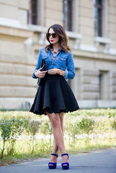 10 Skirts That Every Girl Must Own