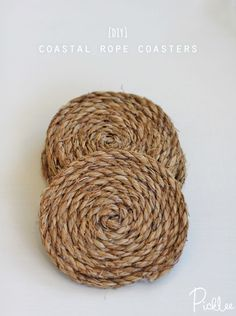It's no secret that I love just about everything COASTAL, and what's more coastal than décor made from nautical rope? … Continued
