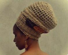 3855ffbdf52d7 59 Amazing Hats Styles for Dreadlocks   Locs   Braids   Naturals ...