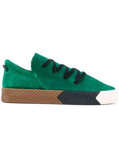 Shop Adidas Originals By Alexander Wang Skate sneakers.