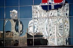 Ernst Haas, Chicago c.1970s.