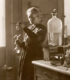 Marie Curie, 1867