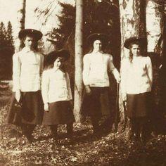 OTMA, 1909