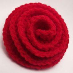 Crochet flower patterns - Woolipop's!