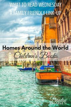 Learn all about homes around the world and their architecture styles. Children's books all about how and why people live in a wide variety of homes.
