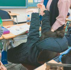 :me in school 24/7: