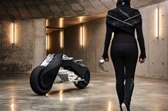 "Unveiled at the ""Iconic Impulses: The BMW Group Future Experience"" exhibition in Los Angeles, a new progressive solution for the world of motorcycles has arrived in the form of the BMW Motorrad VISION NEXT 100. Designed to be the ultimate riding experience, the bike is said to be so safe that it liberates its rider from the …"