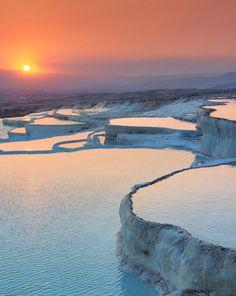 Pamukkale: Denizli, Turkey